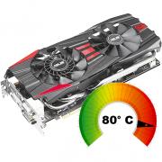 Рабочие температуры видеокарт разных производителей