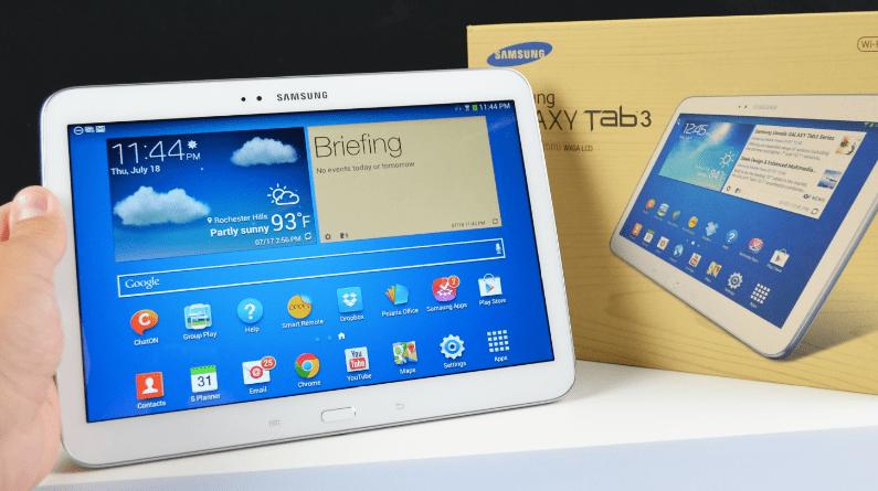 Samsung Galaxy Tab 3 GT-P5200 подготовка файлов для прошивки