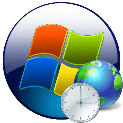 Синхронизация времени в операционной системе Windows 7