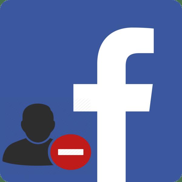 Удаляем страницу в Facebook