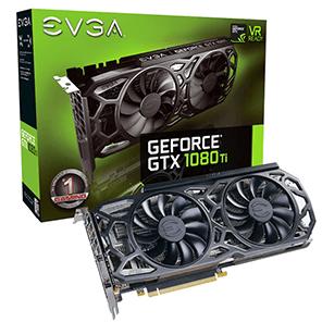 Видеокарта десятой серии Nvidia GTX 1080Ti