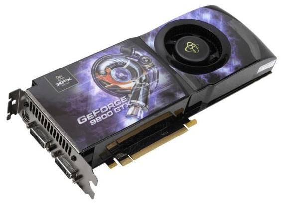 Видеокарта девятой линейки Nvidia GeForce 9800 GTX