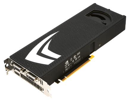 Видеокарта двухсотой серии Nvidia GTX 295