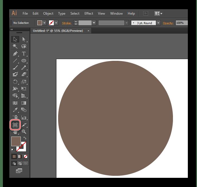 Artboard в Illustrator