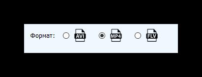 формат видео zd soft screen recorder