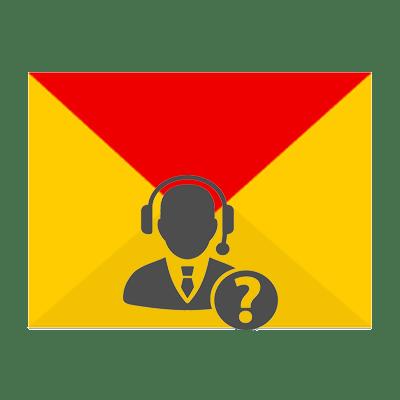 как написать в службу поддержки яндекс почты
