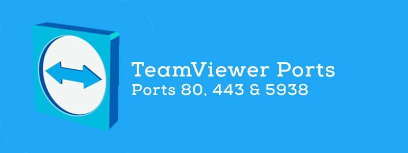 порты-teamviewer
