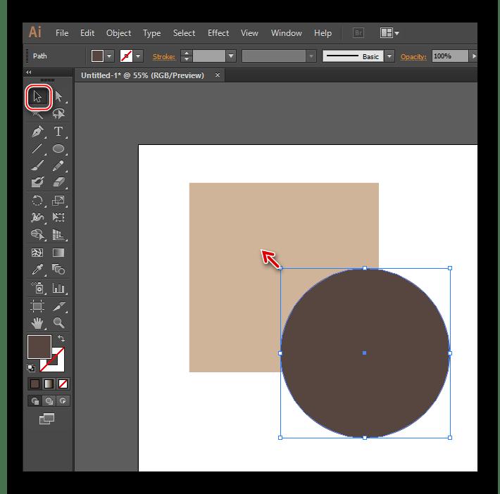 Трансформация в Illustrator