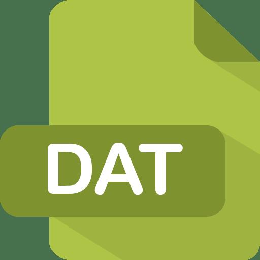 Формат DAT