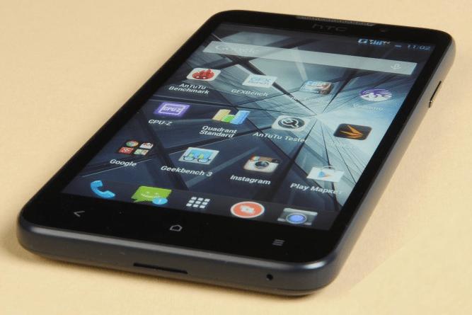 HTC Desire 516 Dual Sim черный