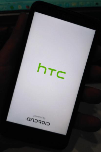 HTC Desire 516 в режиме Download