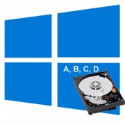 Изменение буквы диска в ОС Виндовс 10
