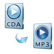 Как конвертировать cd в mp3