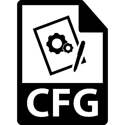 Как создать файл CFG