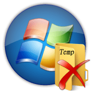 Как удалить временные файлы в Windows 7