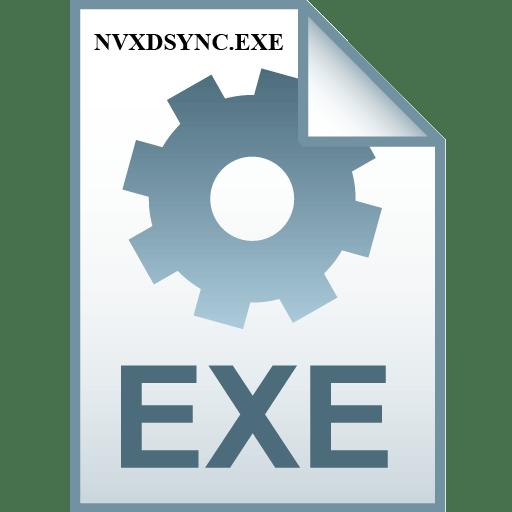 NVXDSYNC.EXE – что за процесс