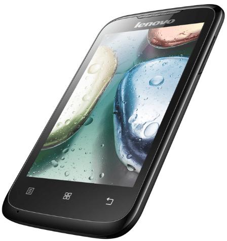 Официальные и кастомные прошивки Lenovo IdeaPhone A369i