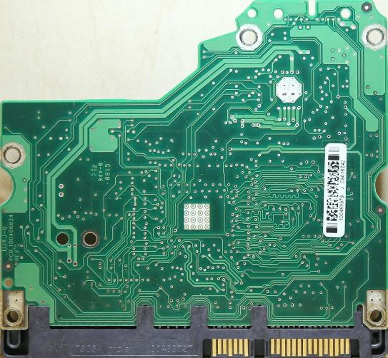 Повреждение контроллера жесткого диска