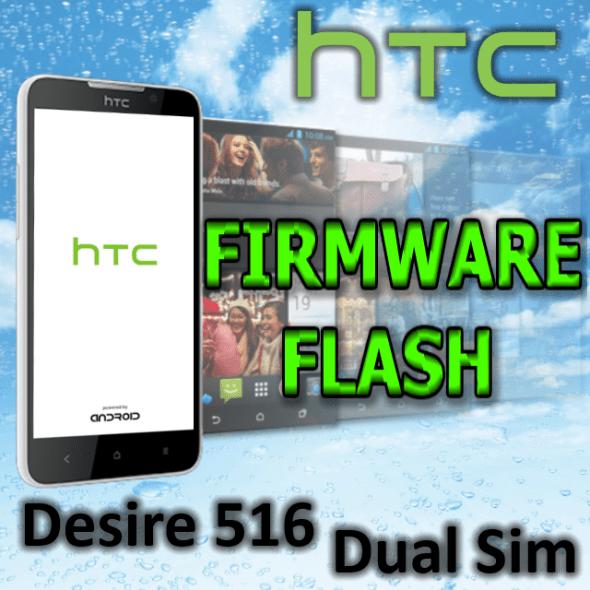 Прошивка HTC Desire 516 Dual Sim