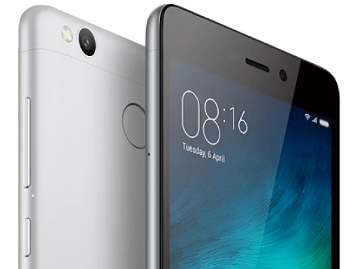 Xiaomi Redmi 3S прошивка