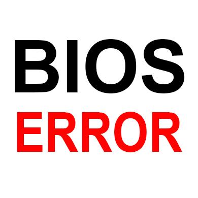 Исправление: please enter-setup to recover bios setting