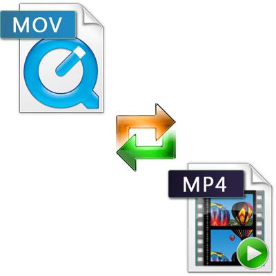 Как конвертировать MOV в MP4