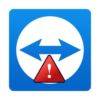 TeamViewer ошибка согласования протоколов