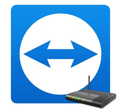 TeamViewer партнер не подключен к маршрутизатору
