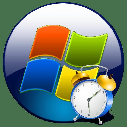 Будильник в Windows 7