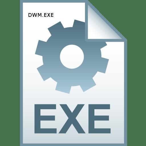 Файл DWM.EXE