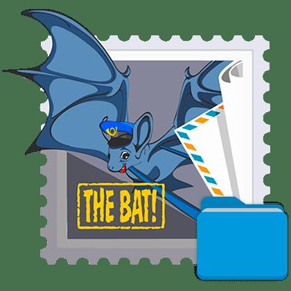 Где The Bat! хранит письма