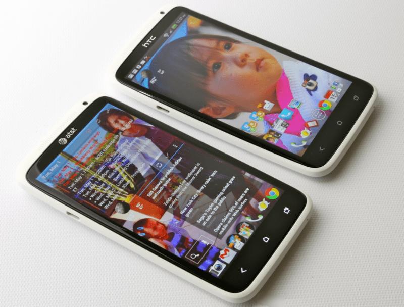HTC One X (S720e) официальные прошивки