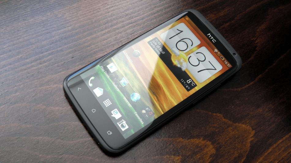 HTC One X (S720e) подготовка к прошивке