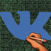 Как писать от имени группы ВКонтакте