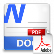 Конвертация DOC в PDF