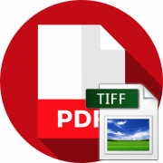 Конвертирование PDF в TIFF
