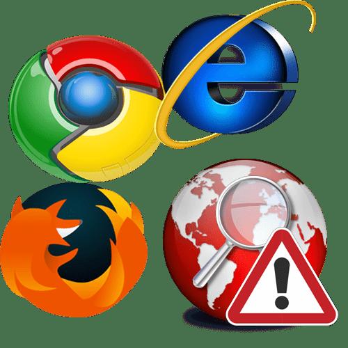 Не запускается браузер - основные причины и решение