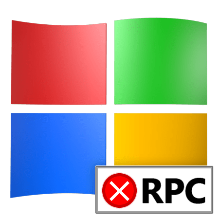 Ошибка в Windows XP сервер RPC недоступен
