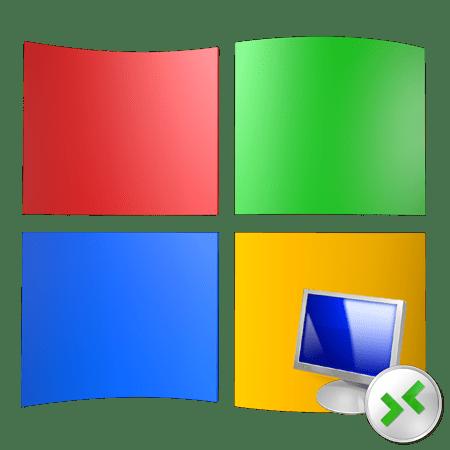 Подключение к удаленному рабочему столу в Windows XP