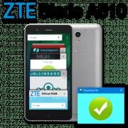 Прошивка ZTE Blade A510