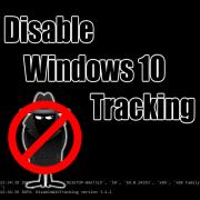 Скачать Disable Win Tracking бесплатно на компьютер