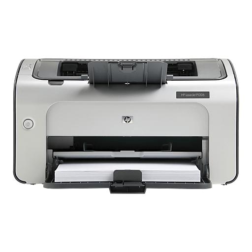 Скачать драйвера для HP LaserJet P1006