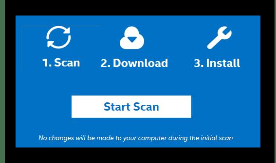 Сканирование компьютера на обнаружение драйвера Wimax link 5150