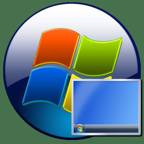 Цвет Панели задач в Windows 7