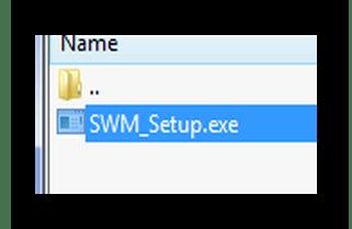 Установочный файл утилиты NP355V5C