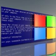 Вылазит ошибка 0x0000007b при установке операционной системы Windows XP