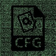 чем открыть cfg файл