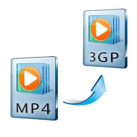 как конвертировать mp4 в 3gp