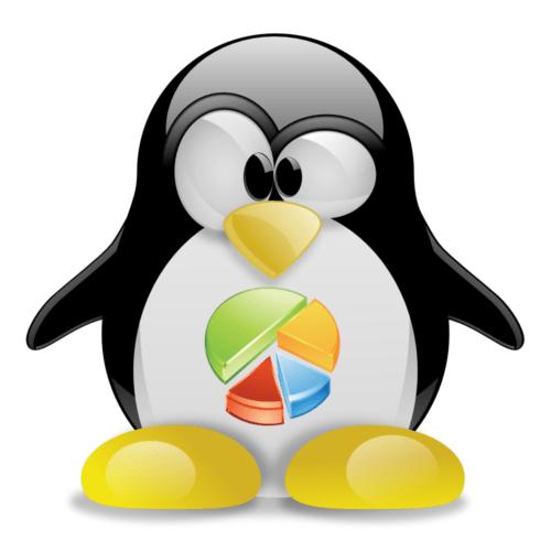 как проверить свободное место на диске в линукс