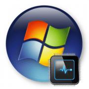 как разгрузить процессор в windows 7